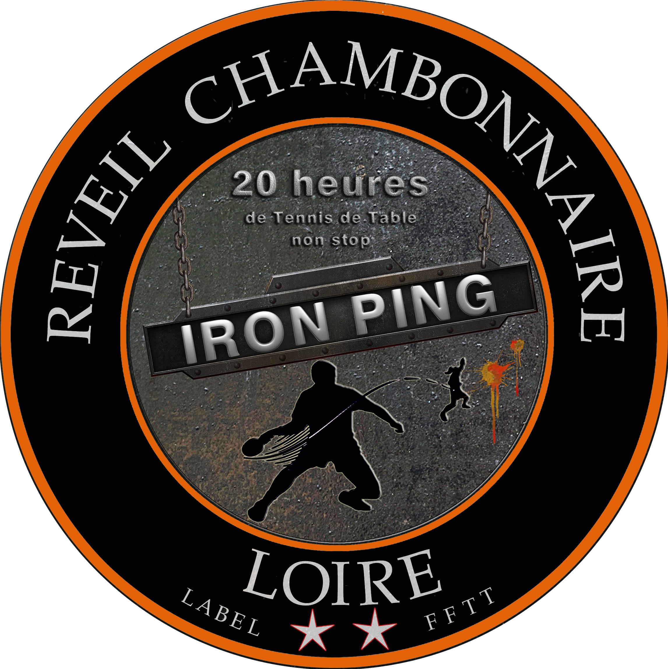 Iron Ping